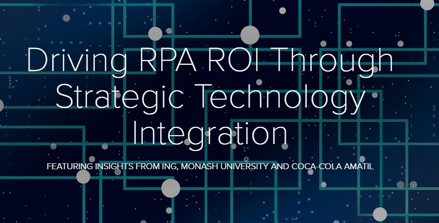 Robotic & Intelligent Automation 2019 » Exclusive Content
