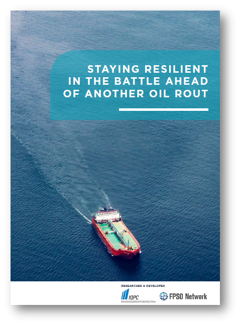 Staying Resilient in the Battle Ahead of Another Oil Rout