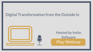 Digital Transformation from the Outside In