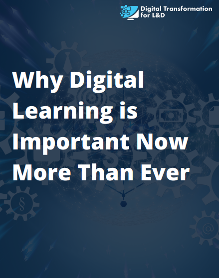 Why Digital Learning is Important Now More Than Ever