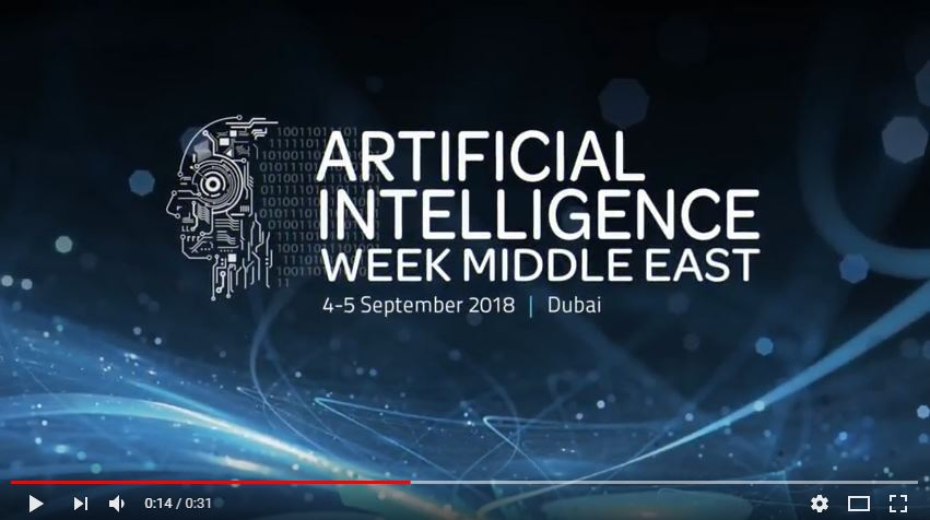 Artificial Intelligence Week Middle East – You can't miss this!