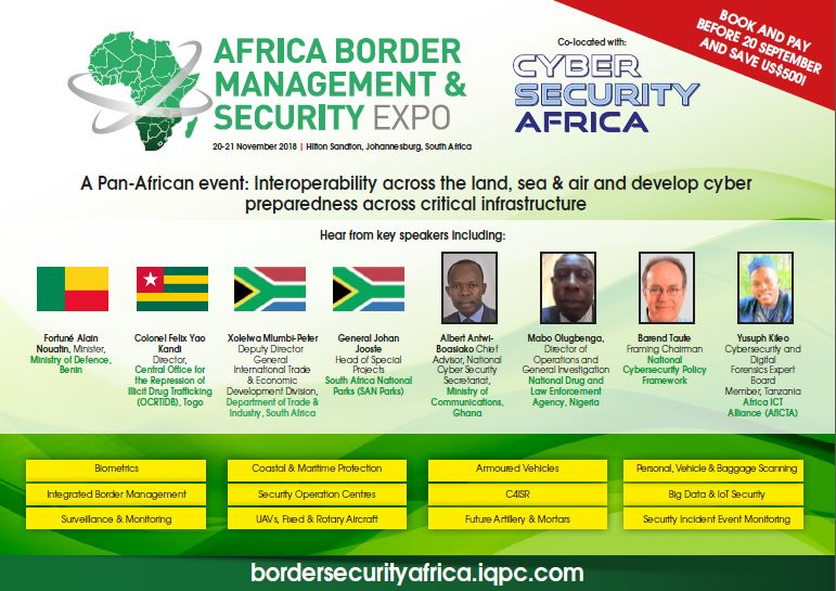 Brochure - Africa Border Management & Security EXPO