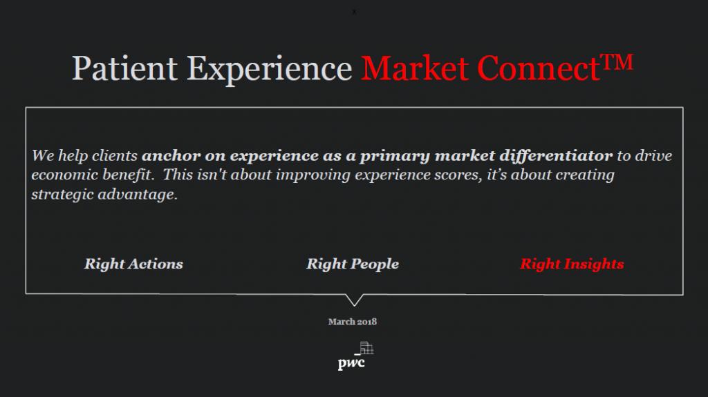 Jon Souder: Patient Experience Market Connect