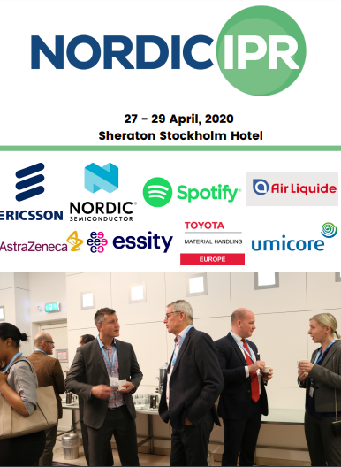 Nordic IPR Attendee list 2020