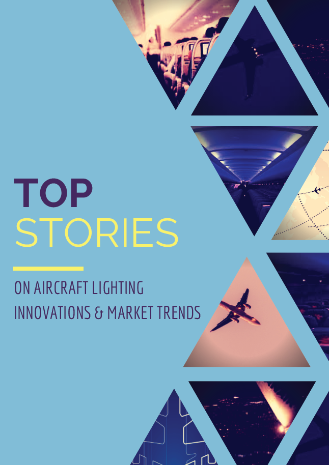 Report on Aircraft Lighting LEDs Replace Fluorescents