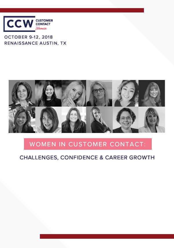 Women in Customer Contact: Challenges, Confidence & Career Growth