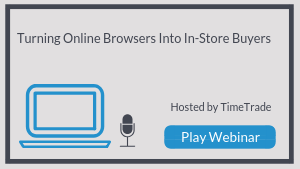 Turning Online Browsers Into In-Store Buyers