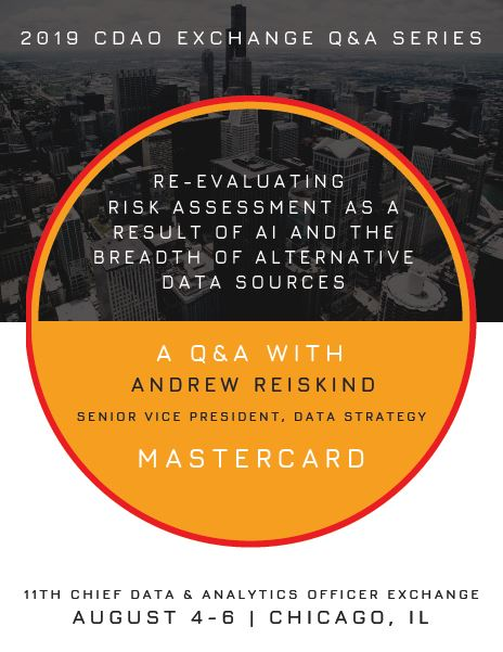 View our Q&A with Mastercard's Andrew Reiskind!