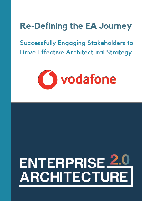 Re-Defining the EA Journey: Successfully Engaging Stakeholders to Drive Effective Architectural Strategy