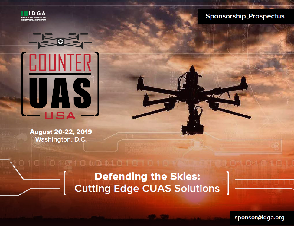 Counter UAS - Solutions Provider Guide