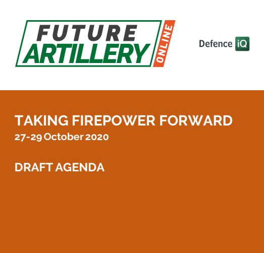 Download the 2020 Future Artillery Agenda