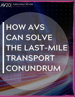 How Autonomous Vehicles Solve the Last Mile Delivery Conundrum