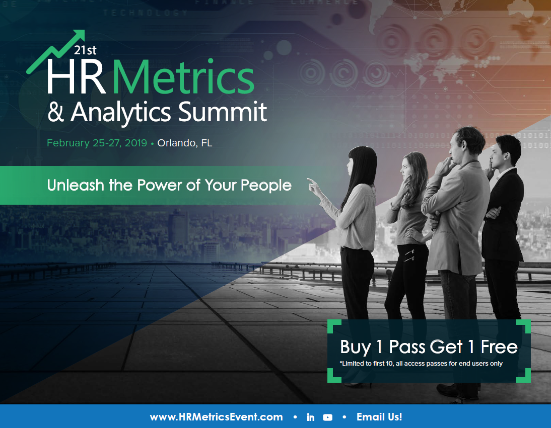 21st HR Metrics & Analytics