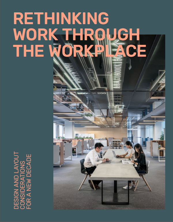 Read the article - Rethinking work through the workplace