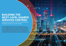 Building the Next-Level Shared Services Centres