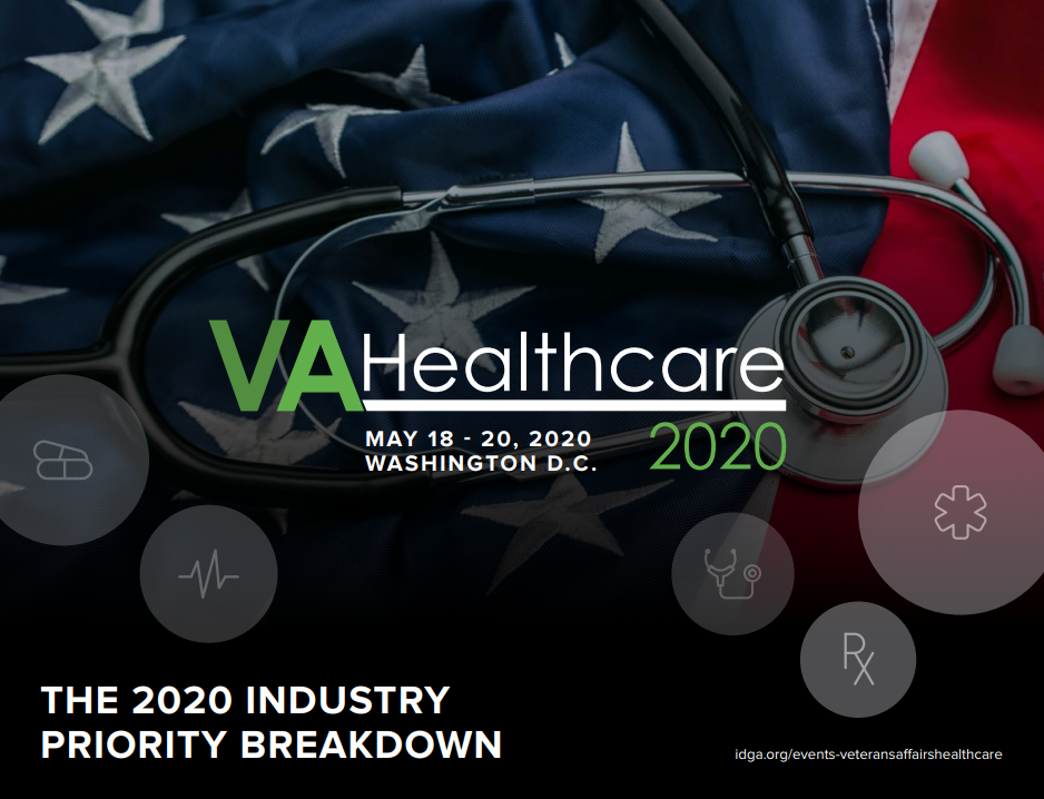VA Healthcare's Top Priorities for 2020
