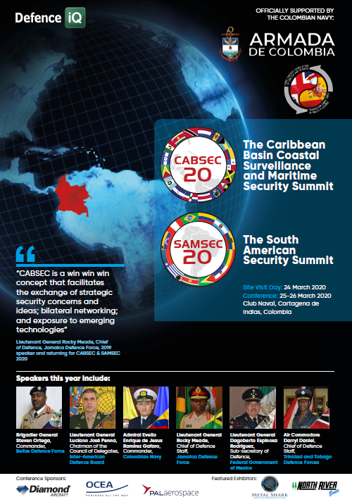 CABSEC/SAMSEC  2020 Agenda