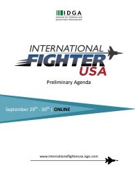 International Fighter USA Preliminary Online Agenda