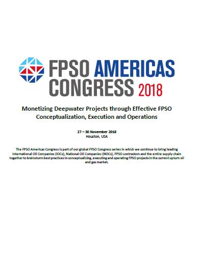 View FPSO Americas Congress' Preliminary Agenda