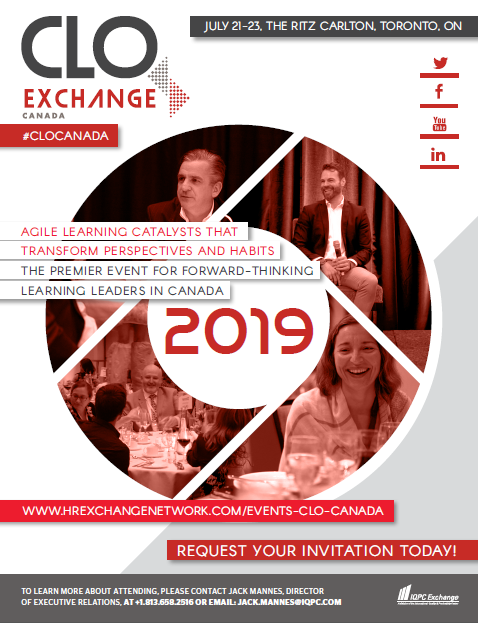 2019 CLO Exchange Canada Program