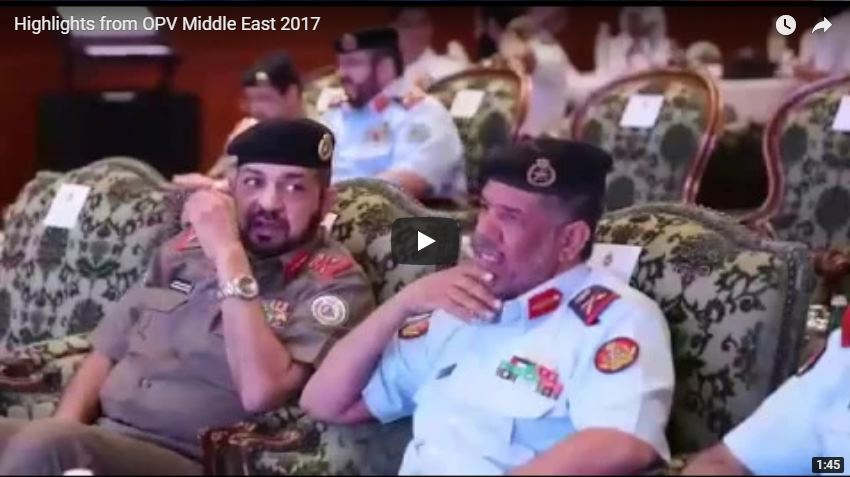 Highlights from OPV Middle East 2017
