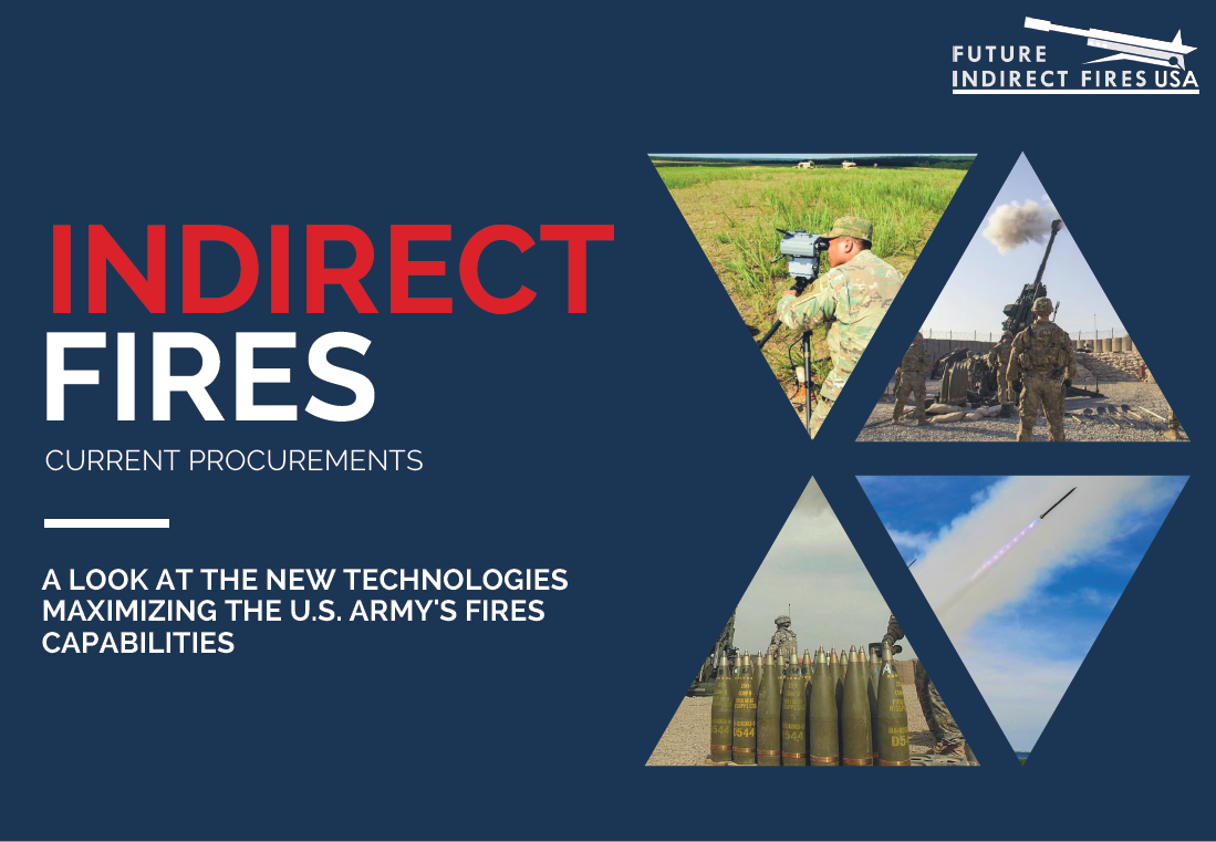 A Glance at the New Technologies Maximizing the U.S. Army's Fires Capabilities