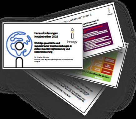 Präsentation vom Prokurist / Leiter Regulierungsmanagement und Netzwirtschaft bei innogy SE
