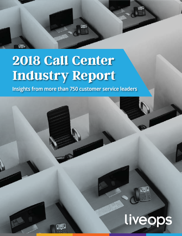 2018 Call Center Industry Report