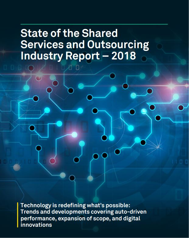 Global State of the Shared Services & Outsourcing Industry Report (2018)