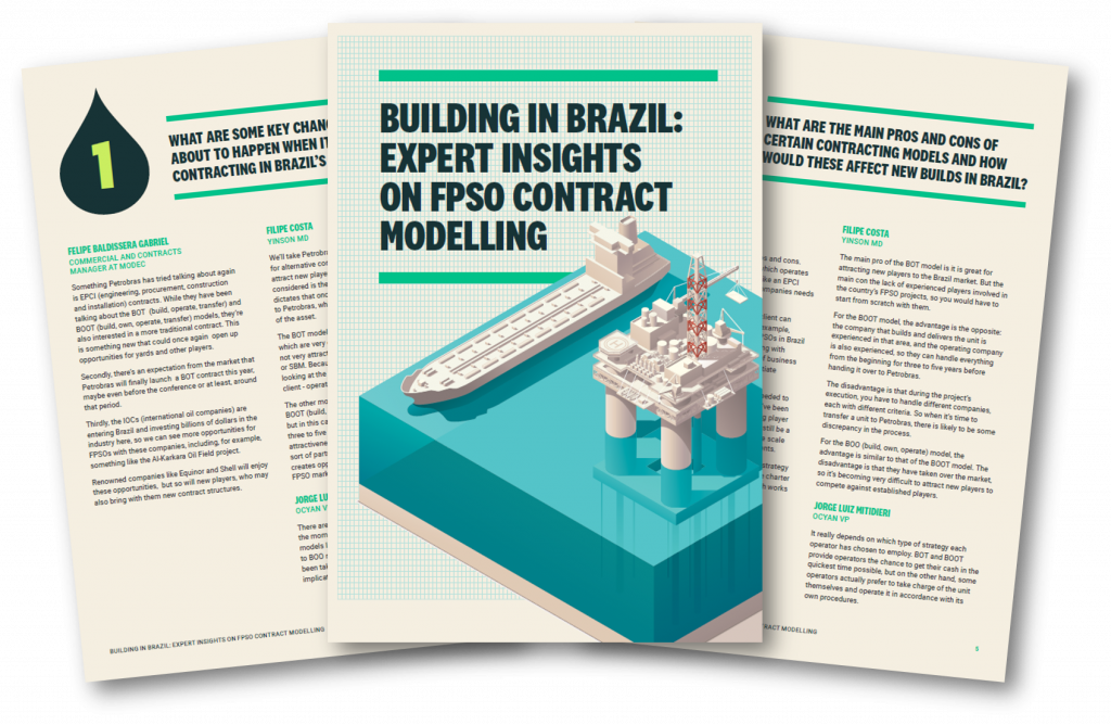 Expert Insights on FPSO Contract Modelling