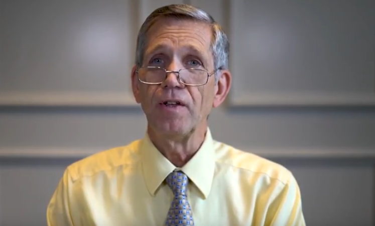 NEW!! Exclusive Interview with Herman Doering, SISO from St. Luke's Health System