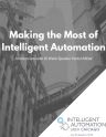 Making the Most of Intelligent Automation: How Barclays Achieved End-To-End Process Automation