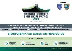 Maritime Security and Offshore Patrol Week 2020 - Product Guide