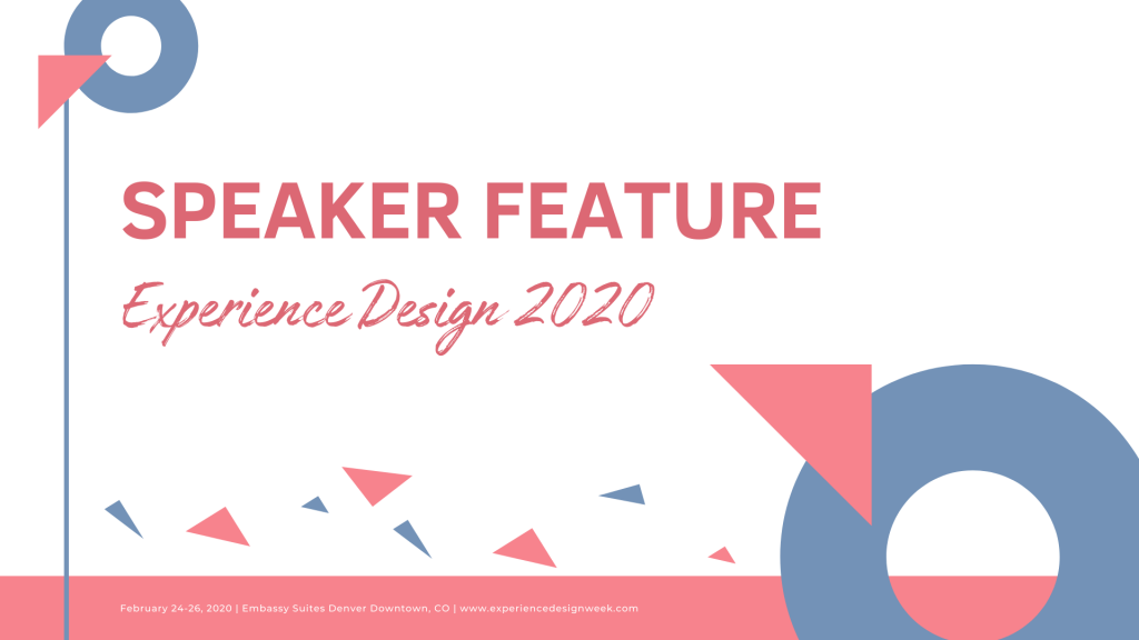 Experience Design 2020 Speaker E-Book