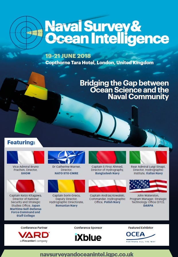 Naval Survey & Ocean Intelligence Programme 2018