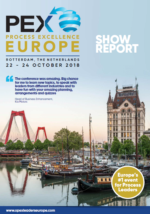 Process Excellence Europe Show Report