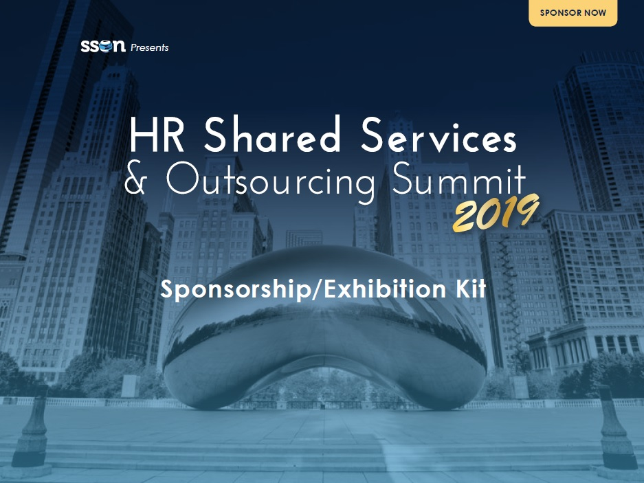 Sponsorship Prospectus - HR Shared Services & Outsourcing