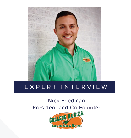 Expert Interview: Nick Friedman