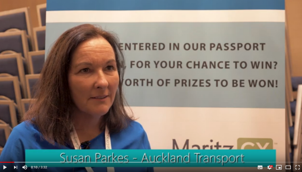 Video: How Auckland Transport is Co-Creating Transport Services with Customers to Drive Superior Passenger Experiences