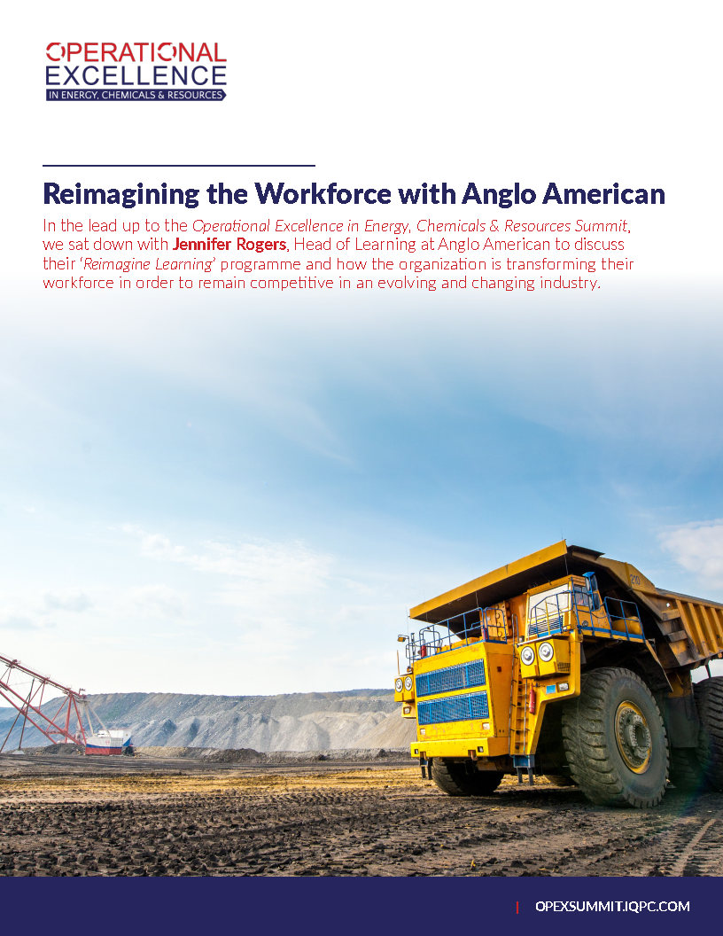 Reimagining the Workforce with Anglo American
