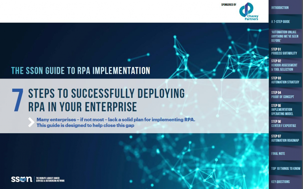 7 Steps to Successfully Deploying RPA