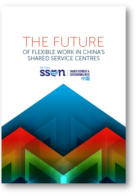 The Future of Flexible Work in China's Shared Services Centres