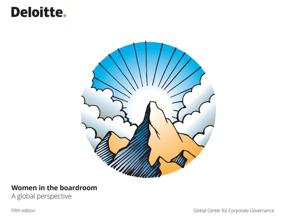 [Deloitte Report] Women in the Boardroom: A Global Perspective