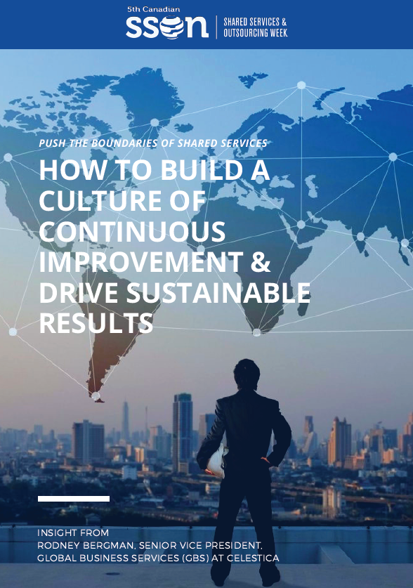 How to Build a Culture of Continuous Improvement & Drive Sustainable Results