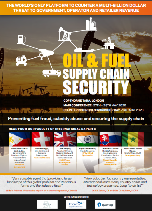 2020 Programme- Oil and Fuel Supply Chain Security Summit