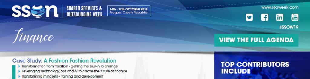 Finance at SSOW Autum 2019