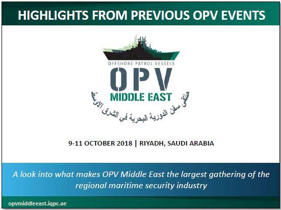 Highlights from previous OPV events
