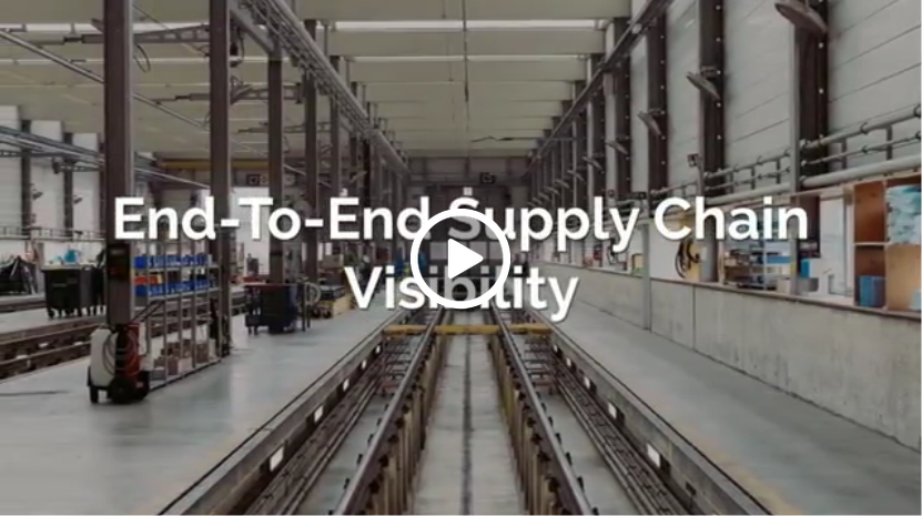 End-To-End Supply Chain Visibility Video