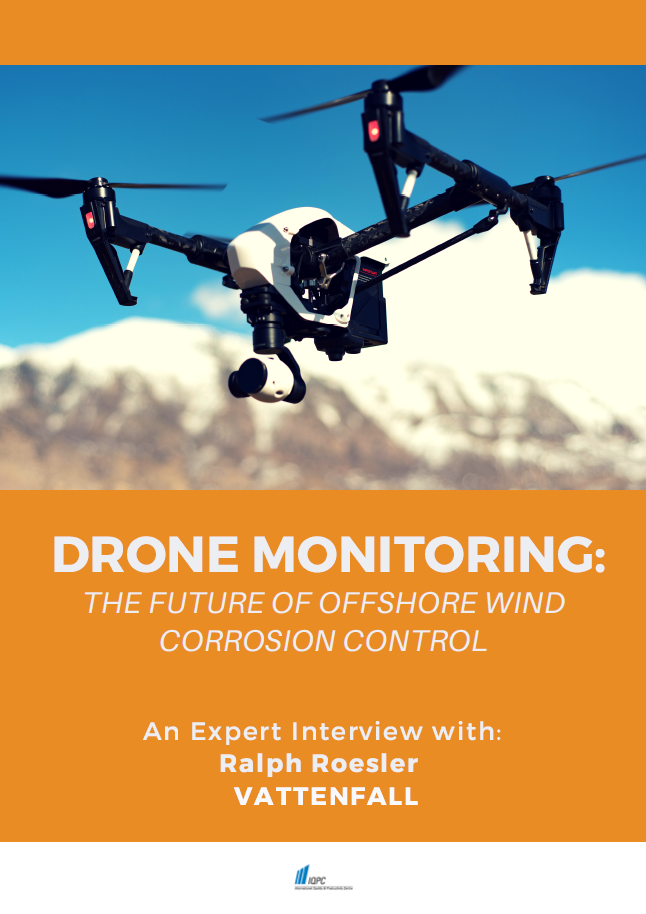 Expert Interview on Drone Monitoring - The Future of Offshore Wind Corrosion Control