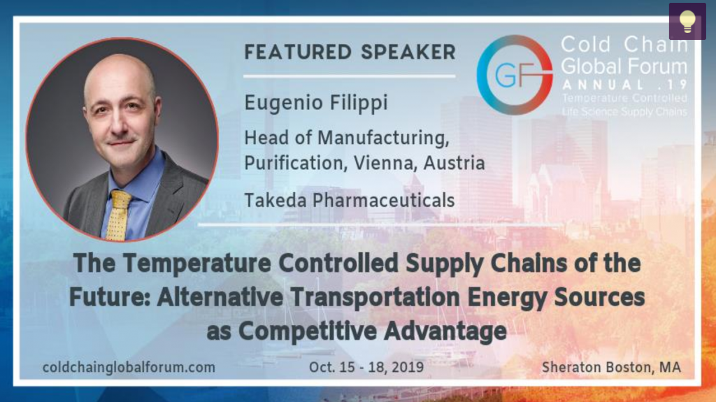 The Temperature Controlled Supply Chains of the Future: Alternative Transportation Energy Sources as Competitive Advantage